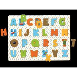 Abécédaire Lettres