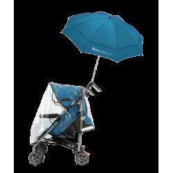 """Parapluie de poussette """"Mains Libres"""""""