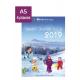 Pack 2 Agendas des Nounous 2019 A5 avec rabat (2 X 4 enfants)